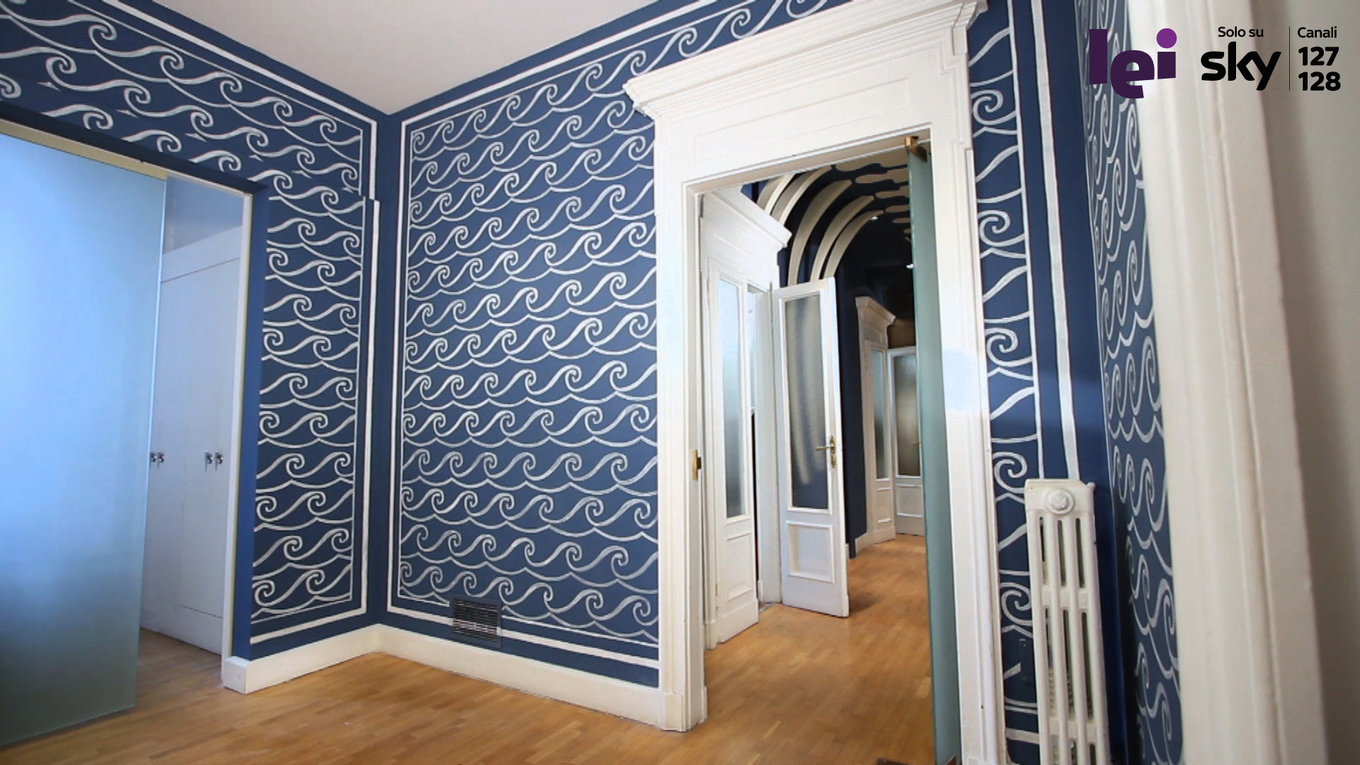 Gouache interior decoration e design