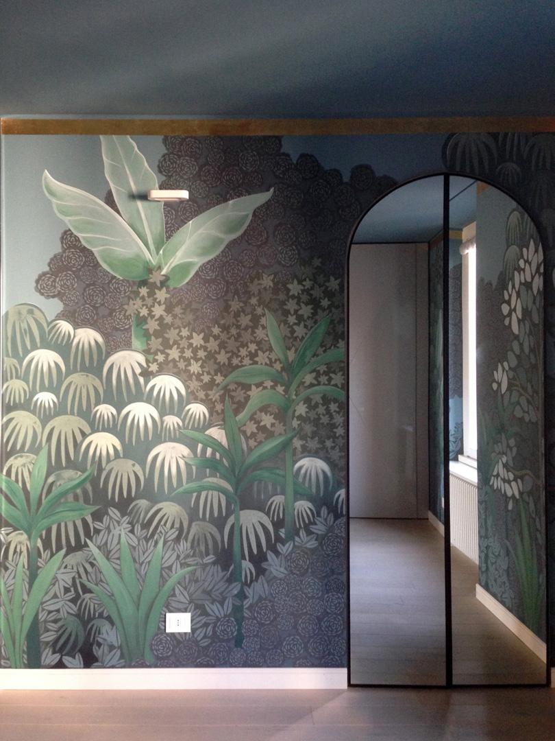 Decorazione muri